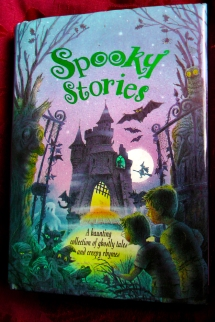 Image result for spooky stories a collection of haunted tales and creepy rhymes